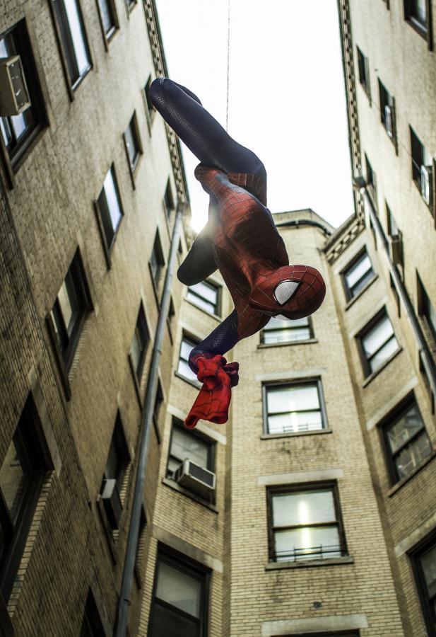 """""""Niesamowity Spider-Man 2"""" (premiera: 25 kwietnia)"""