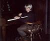 Mały Kurt Cobain w rodzinnym domu w Aberdeen