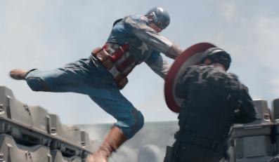 """Realizatorsko nowy """"Kapitan Ameryka"""" to oczywiście robota na najwyższym poziomie"""