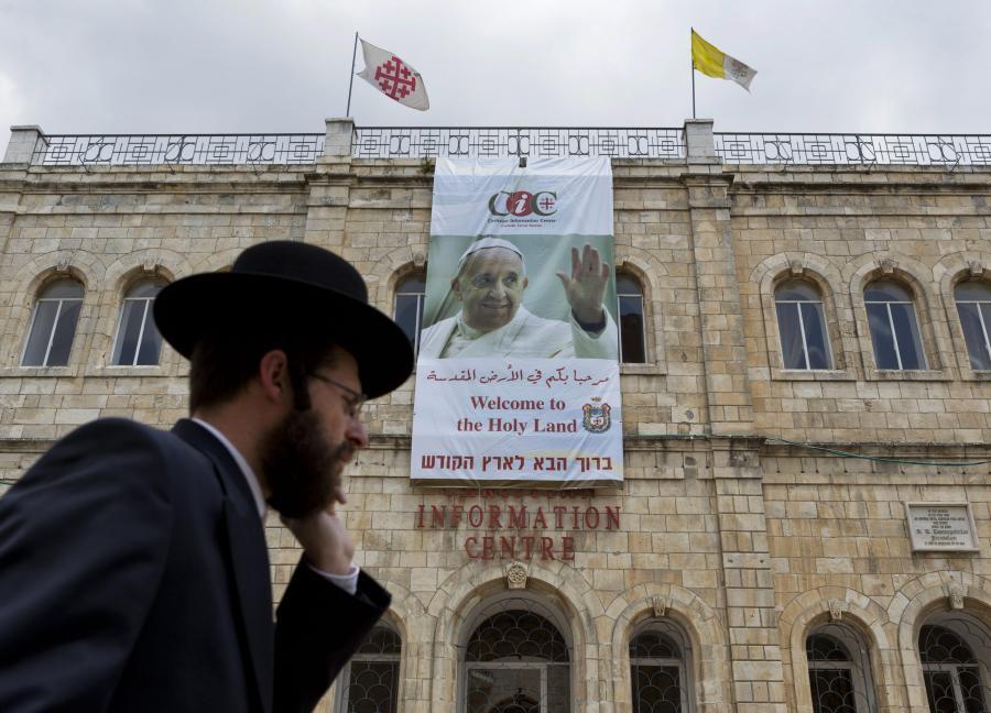 Ortodoksyjny Żyd w Izraelu