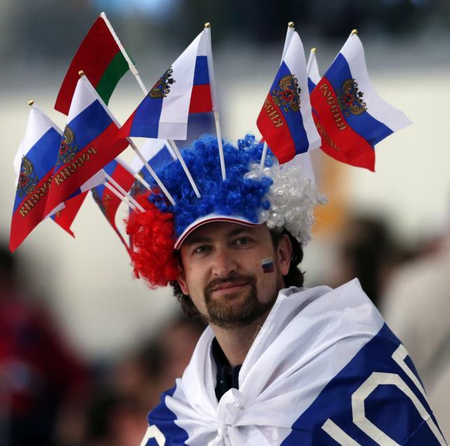 """Putin i rosyjscy kibice mają powody do dumy. """"Sborna"""" szaleje na Białorusi"""