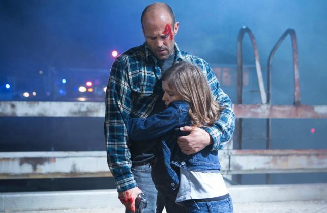 """Jason Statham i Izabela Vidovic w filmie """"W obronie własnej"""""""