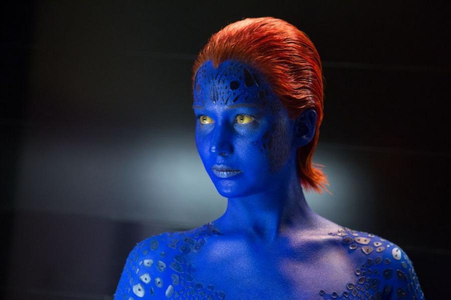 Jennifer Lawrence nie będzie już mutantem
