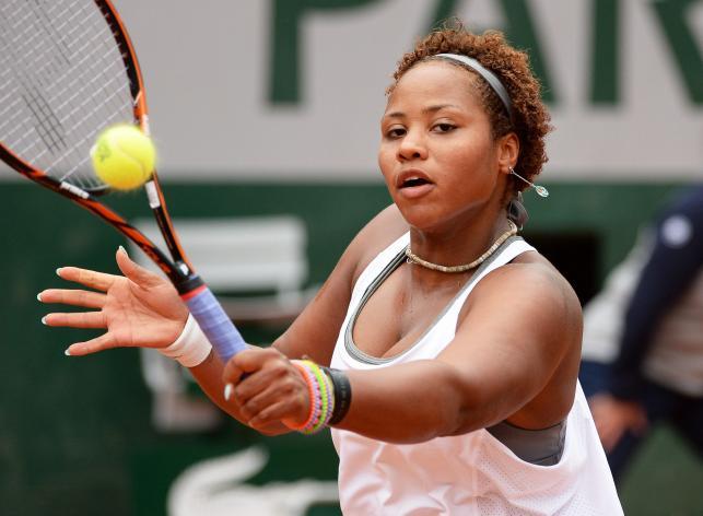 Pulchna Amerykanka jedną z największych niespodzianek French Open