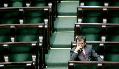 Ziobro pożegna się z Sejmem