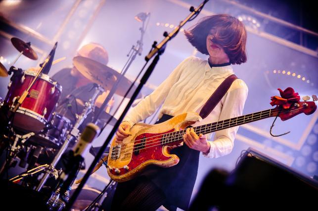 Pixies na Orange Warsaw Festival 2014