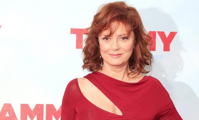 """Susan Sarandon na premierze komedii """"Tammy"""" w Los Angeles"""
