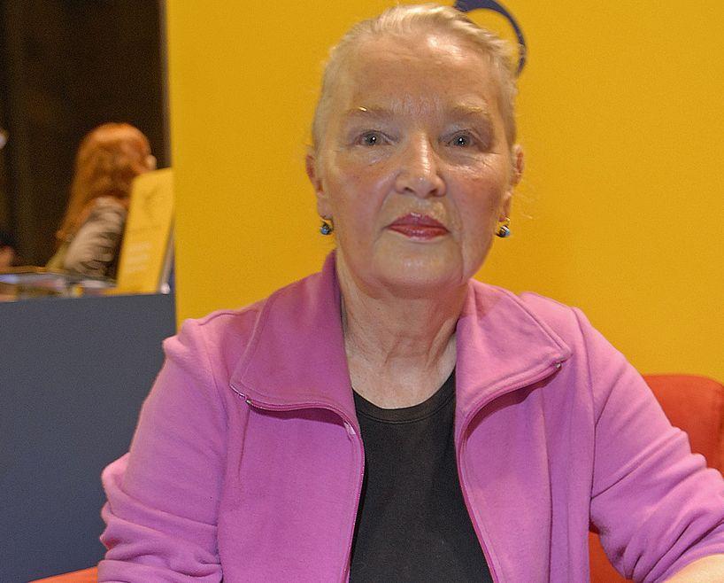 Prof. Jadwiga Staniszkis