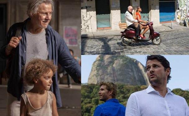 Gwiazdy kina kochały się w Paryżu i Nowym Jorku, teraz Rio!