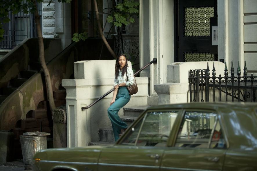 """Zoe Saldana w filmie """"Więzy krwi"""""""