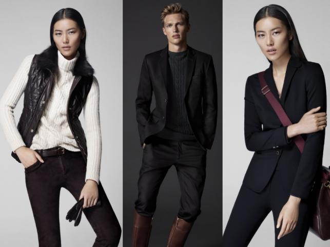 Massimo Dutti Equestrian Collection 2014