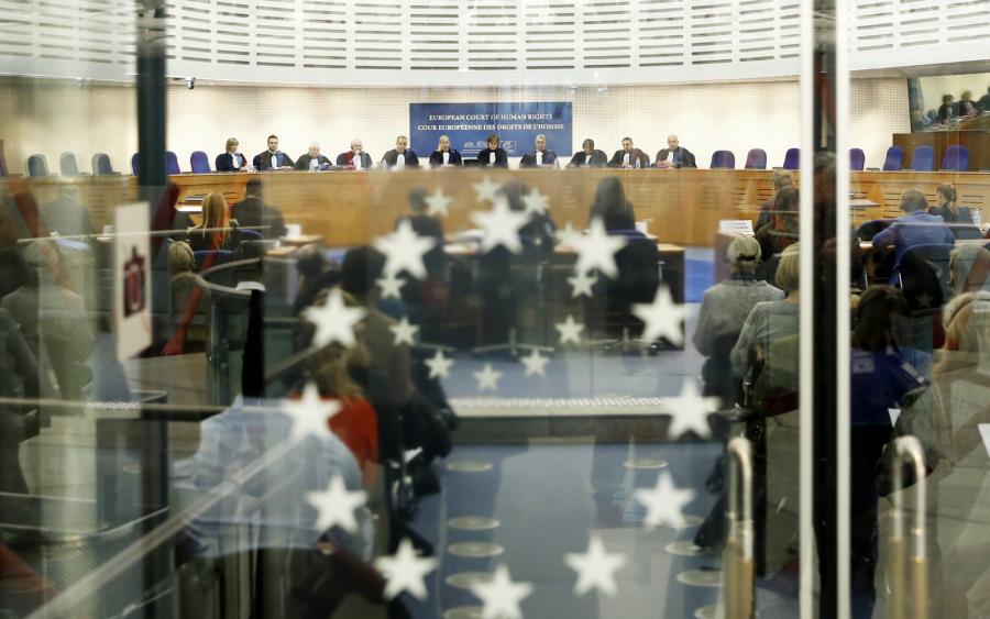Europejski Trybunał Spraw Człowieka