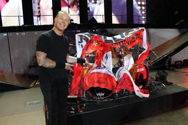 Metallica w Warszawie na YouTube