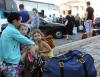 Mieszkańcy Gorłówki uciekają z miasta