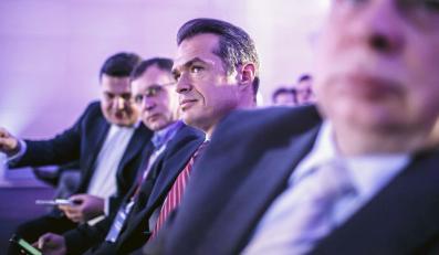 Sławomir Nowak w czasie wyborów w pomorskiej PO