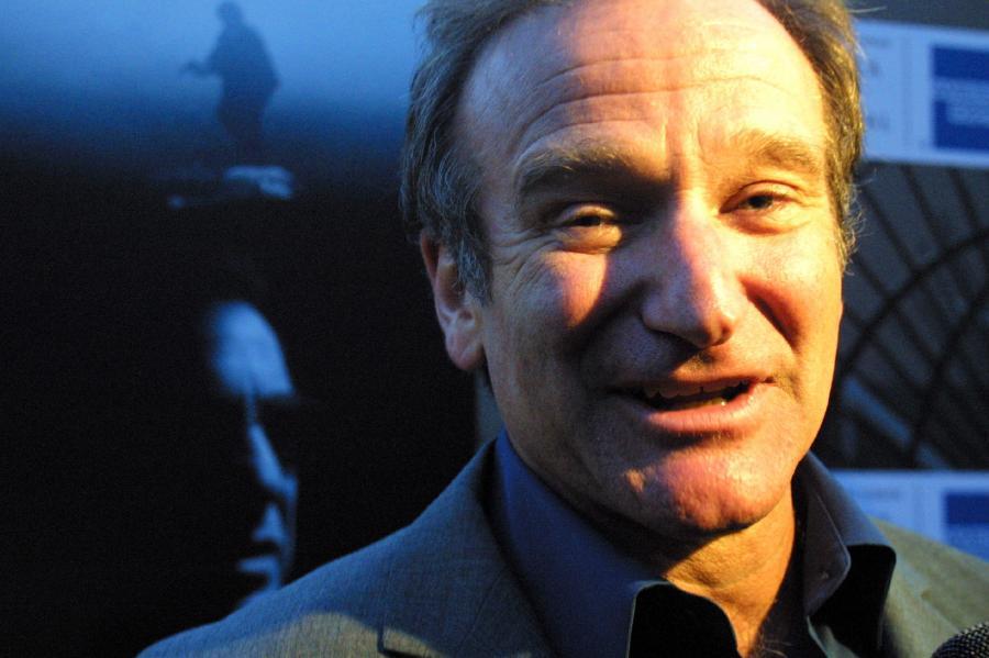 Robin Williams nie skończył pracy nad \