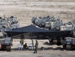 Żywe tarcze Hamasu. Wyrzutnie rakiet umieszczone wśród cywilów