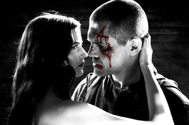 "Eva Green i Josh Brolin w filmie ""Sin City 2: Damulka warta grzechu"""