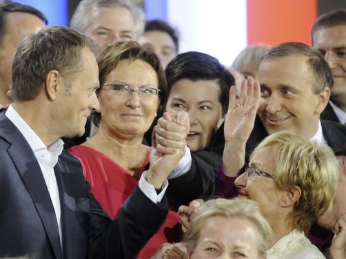 Nowy gabinet gotowy. Ewa Kopacz twierdzi, że postawiła na silne osobowości. NA ŻYWO
