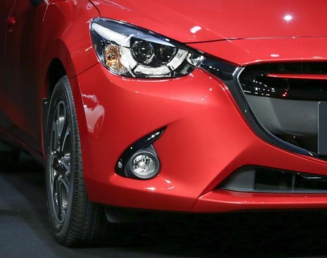 Mazda2 (w Japonii jako mazda demio)
