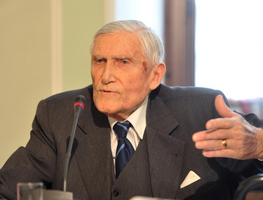 Prof. Witold Kieżun