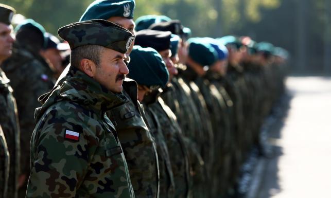 ANAKONDA 14: Ruszyły największe manewry wojskowe w Polsce