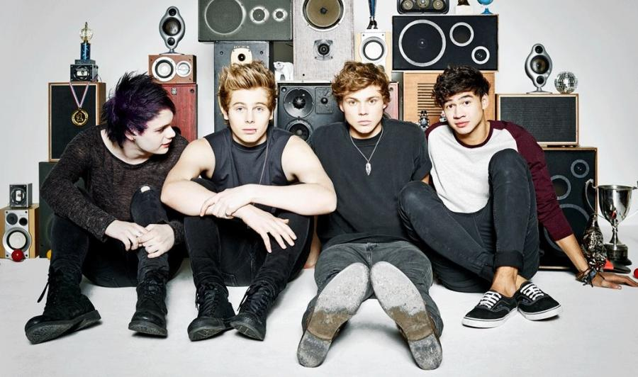 5 Seconds of Summer zwiastują \