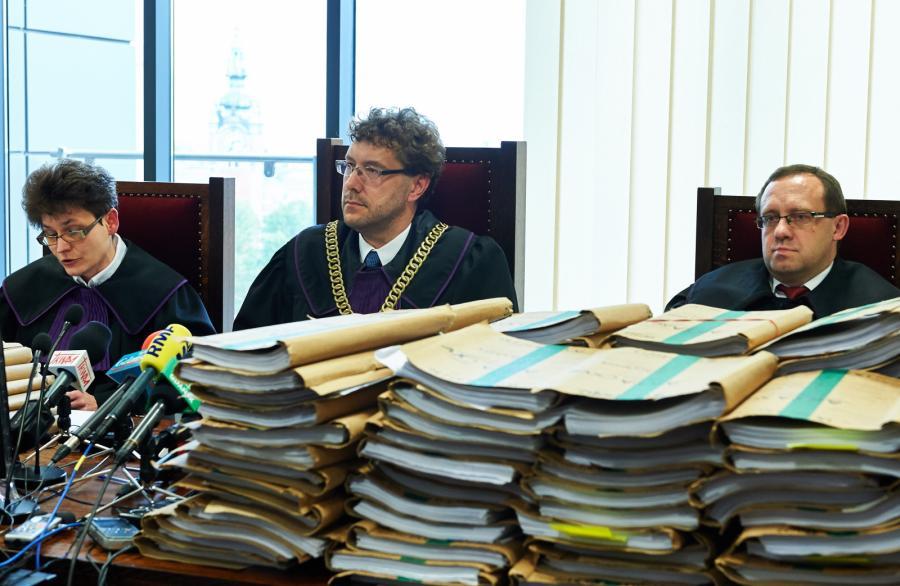 Posiedzenie sądu ws. pozwu zbiorowego ws. Amber Gold