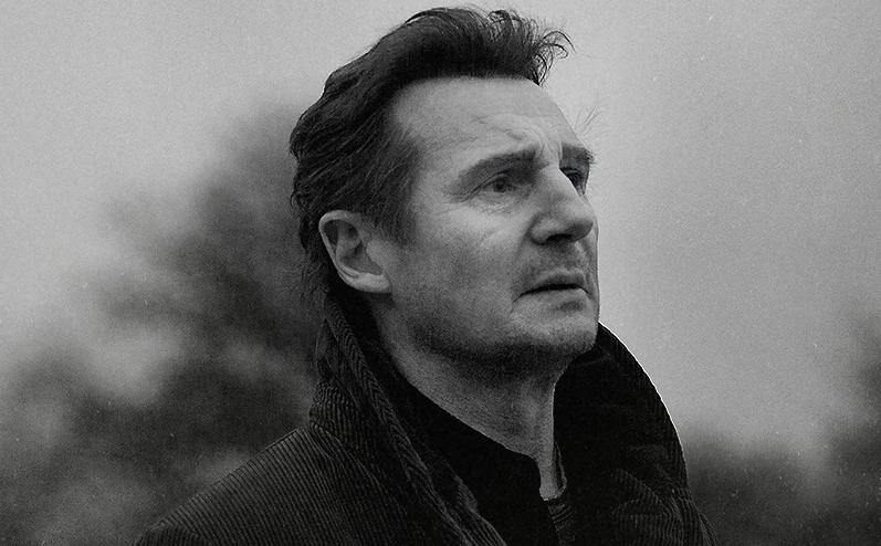 Liam Neeson w filmie \