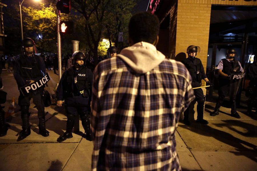 Demonstracje w St. Louis