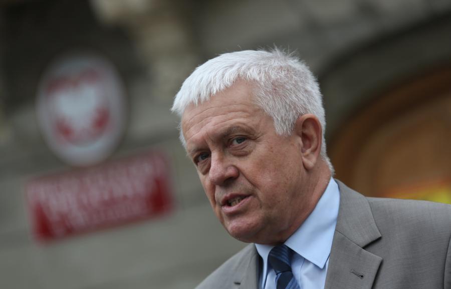 Zbigniew Jaskólski, rzecznik Prokuratury Apelacyjnej w Warszawie