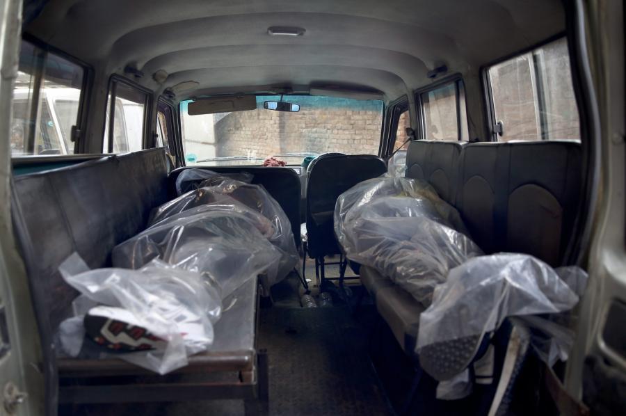 Ofiary załamania pogody w okolicach Annapurny