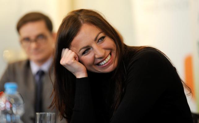 Justyna Kowalczyk pomaga dzieciom chorym na mukowiscydozę