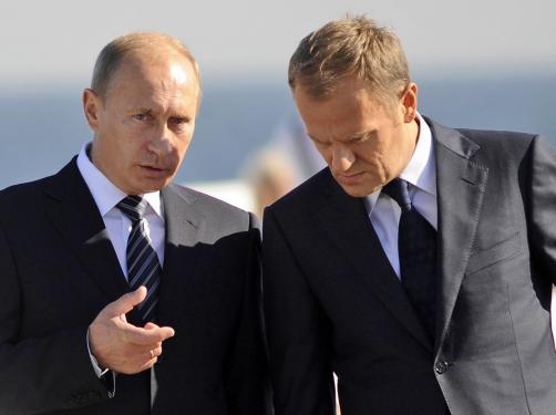 Kulisy rozmowy Tuska z Putinem. Padła propozycja: Lwów jest polskim miastem....