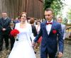 Rafał Majka nie jest już kawalerem. Kolarz do ślubu nie pojechał rowerem