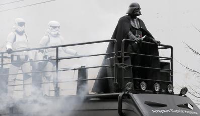 Darth Vader kandydatem Ukraińskiej Partii Internetowej