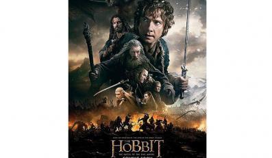 """""""Hobbit: Bitwa Pięciu Armii"""" w kinach od 25 grudnia"""