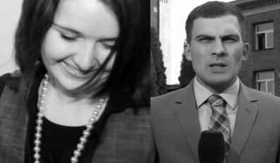 Barbara Forsztęga-Kmiecik i Dariusz Kmiecik