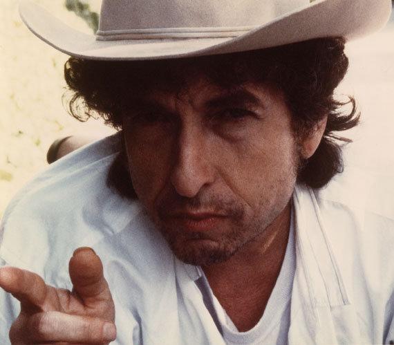 Bob Dylan na \