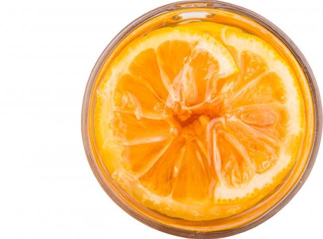 Miód i pomarańcza