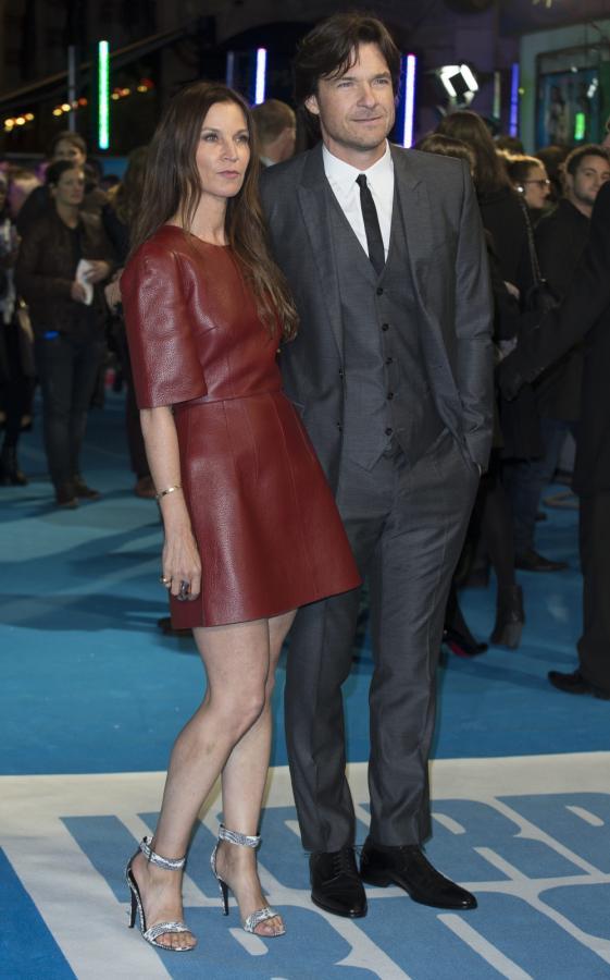 Jason Bateman i jego partnerka, aktorka Amanda Anka