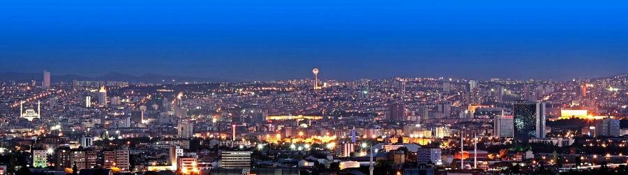 Ankara, Turcja (fot. \