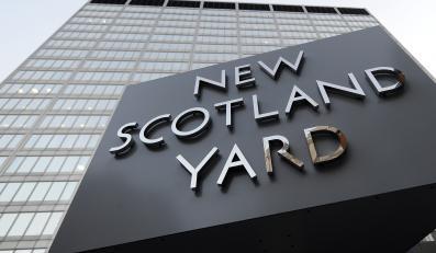 Londyński Scotland Yard