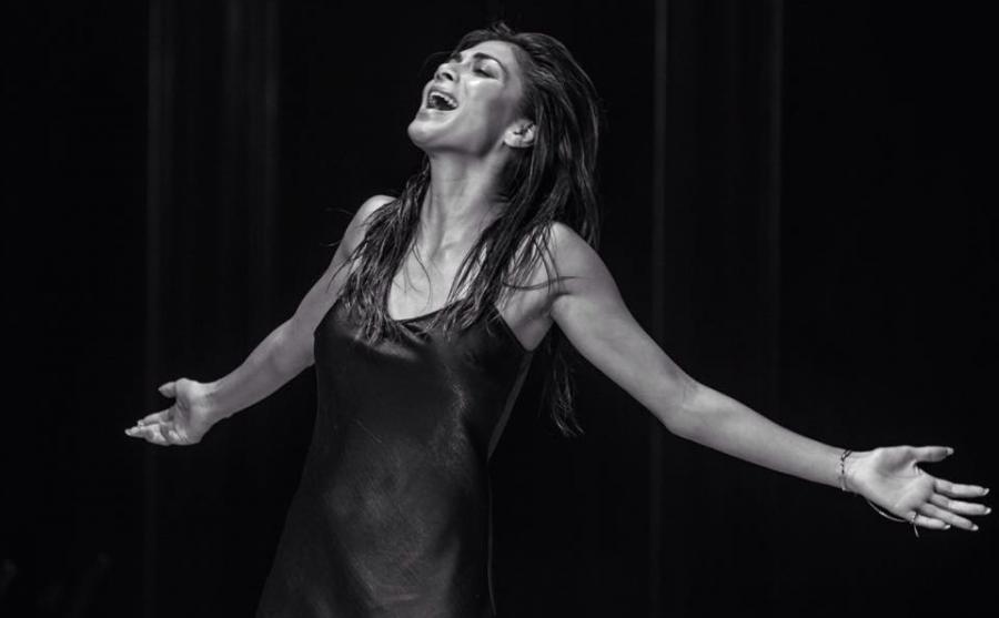Nicole Scherzinger w klipie do piosenki \