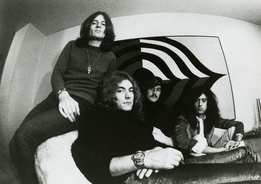 "2. ""STAIRWAY TO HEAVEN"" - Led Zeppelin"