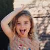 Meadow Walker na zdjęciu z dzieciństwa