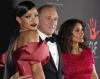 Rihanna, Salma Hayek i jej mąż Francois-Henri Pinault