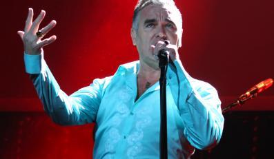Morrissey zszedł ze sceny w Stodole i już na nią nie wrócił