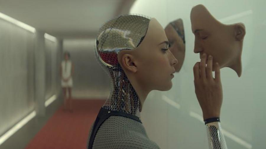 """Najważniejsze role Alicii Vikander: """"Ex Machina"""""""