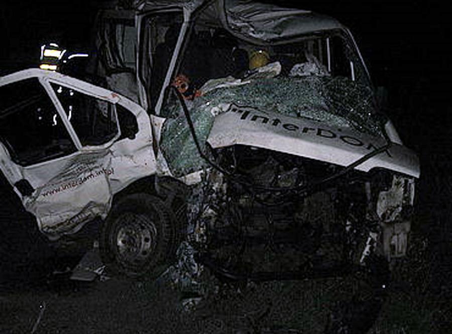 Kilkunastu rannych w wypadku na Śląsku